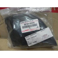 PLATE RR BUMPER LH 52164-0K010