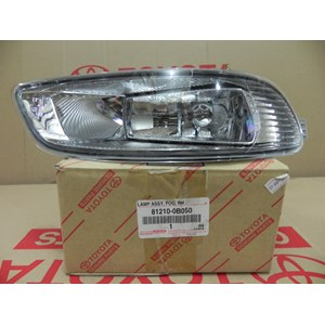 LAMP AS FOG RH 81210-0B050