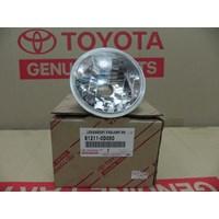 LENS & BODY FOG LAMP RH 81211-0D050 1