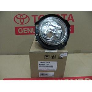 LAMP UNIT FOG RH 81211-BZ060