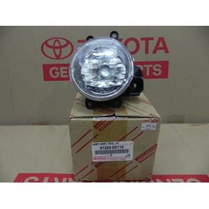 LAMP ASSY FOG LH 81220-0D110