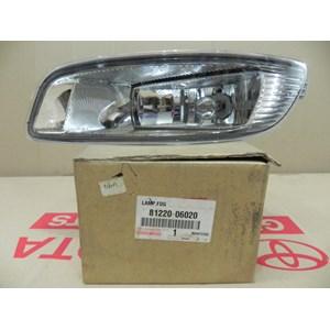 LAMP AS FOG LH 81220-06020