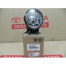 LAMP ASSY FOG LH 81220-BZ100