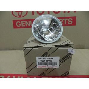 LENS BODY FOG LAMP LH 81221-0D050