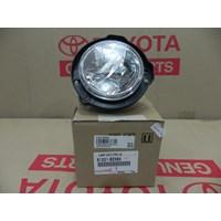 LAMP UNIT FOG LH 81221-BZ060 1