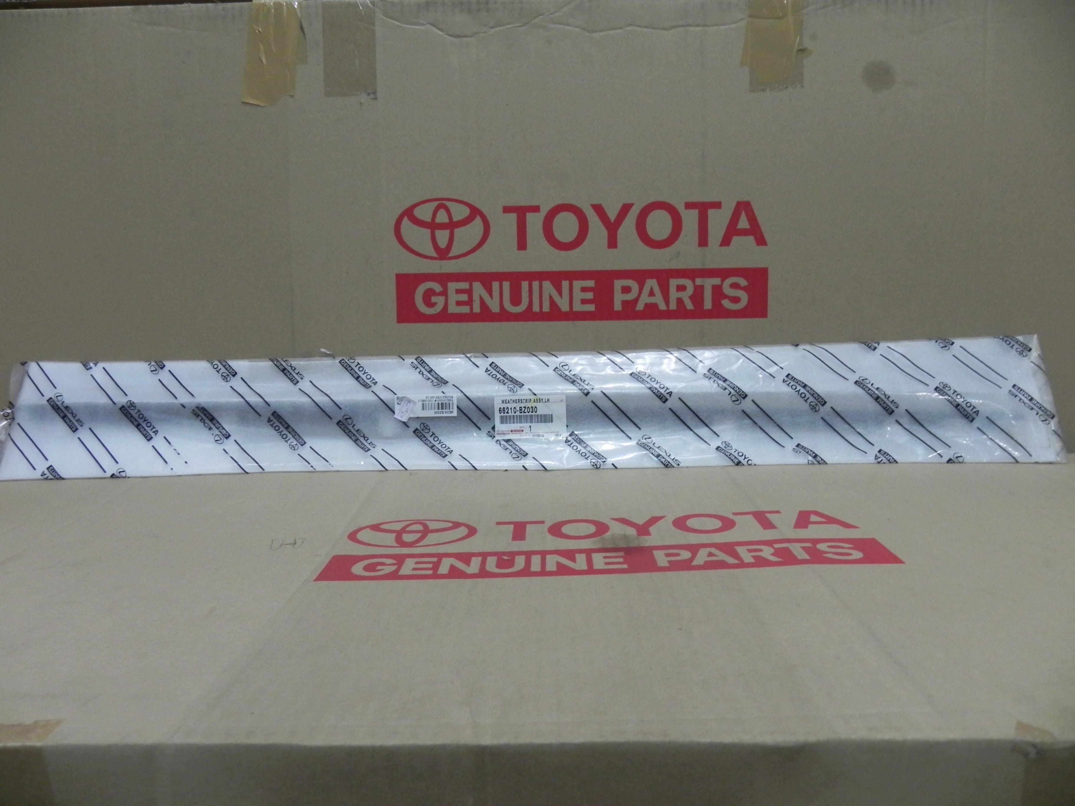 Sell HERSTRIP ASSY LH 68210 BZ030 From Indonesia By PT Saga Toyota PartCheap Price