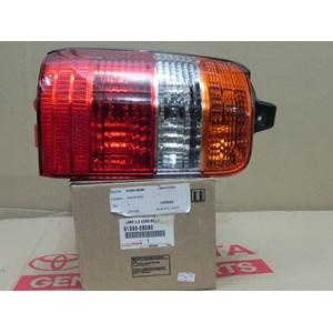LAMP A S COMB RR LH 81560-0B080
