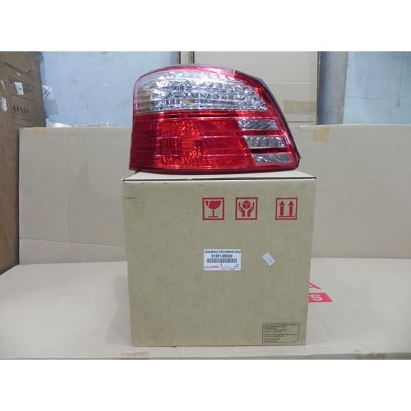 LENS BODY RR COMBINATION LAMP LH 81561-0D330