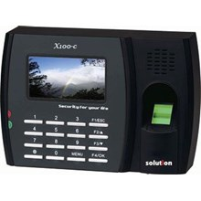 Mesin Absensi Solution X100c
