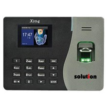 Mesin Absensi Solution X104