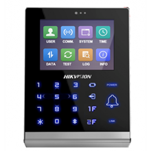 Hikvision Standalone Access Control Terminal Ds-K1t105m - Hitam