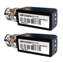 Hikvision Video Balun Pasiv Ds-1H18 - Hitam