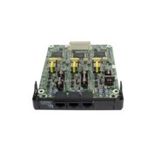 Panasonic  Pabx Trunk Card Kx-Ns5180x - Hitam