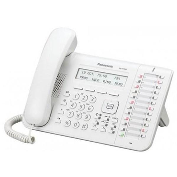 Panasonic Digital Proprietary Telephone Kx-Dt543x - Putih