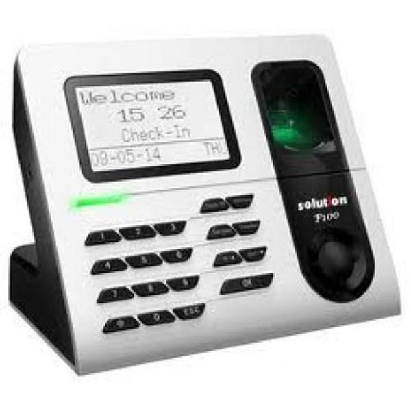 Attendance Machine Solution P100-White