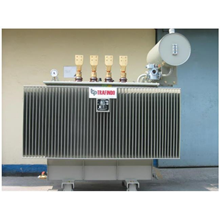 Transformer Distribution Merk Trafindo