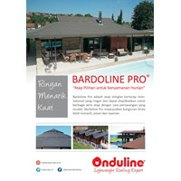Bardoline Rectangular Tone Brown