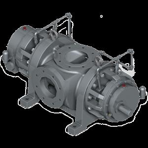 Twin Screws Pumps API 676