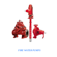 Fire Water Pump