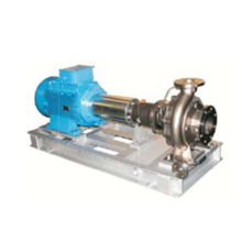 Single Stage Centrifugal Pump OH1 ASME B73.1