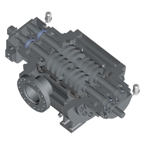 PD  Screw Pump API 676