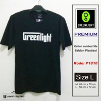 Grosir Kaos Distro Premium Greenlight