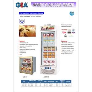 Up Right Class Door Freezer (Alat Alat Mesin)