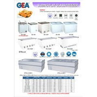 Sliding Flat Glass Freezer (Alat Alat Mesin) 1