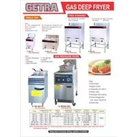 Gas Deep Fryer (Mesin Penggorengan)