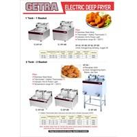 Electric Deep Fryer (Mesin Penggorengan)