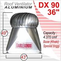 DX 90-36 Aluminum Ventilation