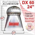Ventilator Udara Bahan Stainless DX 60-24 L27 1