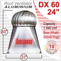 Ventilator Udara Bahan Stainless DX 60-24 L27