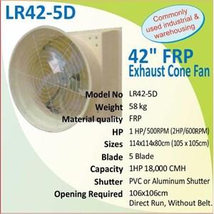 From Exhaust Fan 5