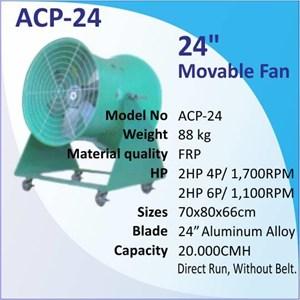 From Exhaust Fan 8