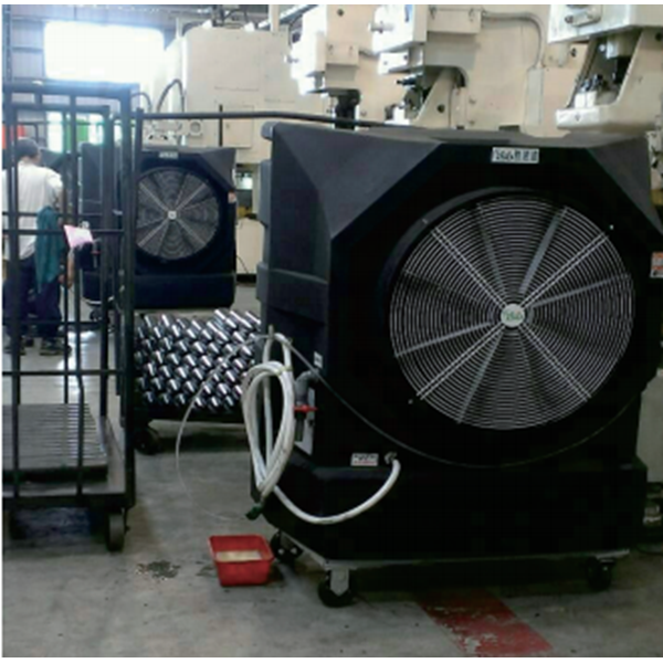 Water Cooling Fan - Factory of Machinary