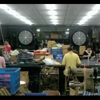Water Cooling Fan - Garmen Factory Application