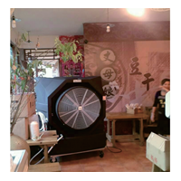 Water Cooling Fan - Restaurant Application