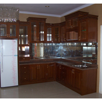 Jual Kitchen set Model Klasik