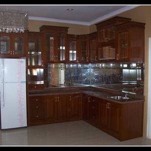 Jual Kitchen Set Model Klasik Harga Murah Kota Tangerang Oleh Cv