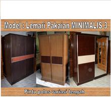 Lemari Pakaian Minimalis 3