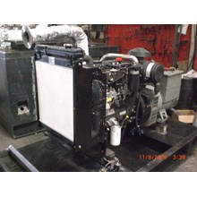 Genset Solar Diesel  Genset 10 kva PERKINS STAMFORD