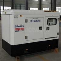 Jual Genset Solar Diesel Perkins 20 Kva Stamford  2