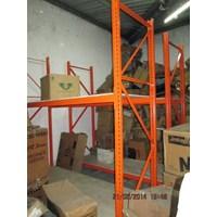 RAK GUDANG PALLET  Pallet Racking System ( Heavy Duty) Murah 5