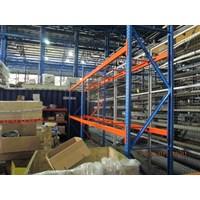 Jual RAK GUDANG PALLET  Pallet Racking System ( Heavy Duty) 2