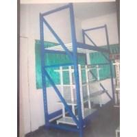 Jual RAK GUDANG PALLET  Pallet Racking System ( Heavy Duty)