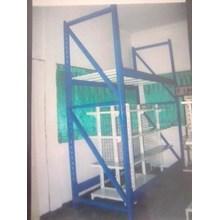 RAK GUDANG PALLET  Pallet Racking System ( Heavy Duty)