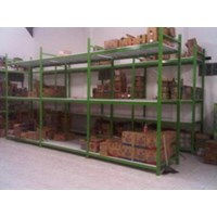Jual RAK GUDANG MEDIUM STORAGE