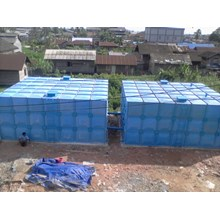 Distributor TANGKI PANEL FIBERGLASS 10 m3 (10 kubik) Provinsi DKI Jakarta - Fiberglass Cloth