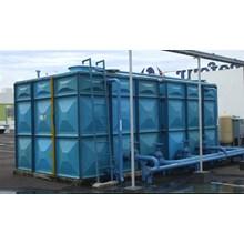 Distributor TANGKI PANEL FIBERGLASS 80 m3 (80 kubik) Kota Palangkaraya - Fiberglass Cloth